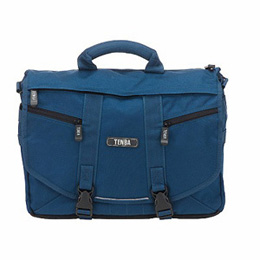 TENBA メッセンジャーバッグ(小サイズ) 品番638-223 紺色 Small Messenger Bag