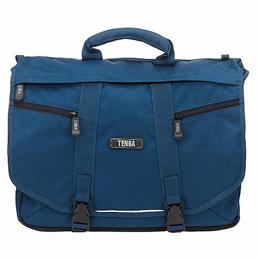 TENBA メッセンジャーバッグ(大サイズ) 品番638-233 紺色 Large Messenger Bag