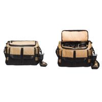TENBA ショルダーバック(中サイズ) 品番638-912 (黄褐色/ブラック) Medium Shoulder Bag