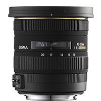 シグマ レンズ 10-20mm F3.5 EX DC HSM  ニコン用