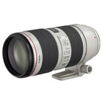 【送料無料】キヤノン 望遠ズームレンズ EF70-200mm F2.8L IS II USM