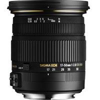 シグマ デジタル一眼専用レンズ 17-50mm F2.8 EX DC OS HSM キヤノン用