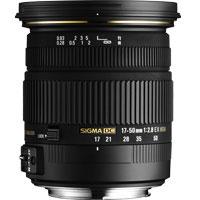シグマ デジタル一眼専用レンズ 17-50mm F2.8 EX DC OS HSM ニコン用