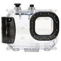 【送料無料】エツミ コンパクトカメラ用水中ハウジング Seashell SS-2 オニキスブラック