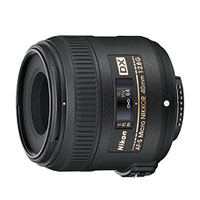 【送料無料】【即納】ニコン AF-S DX Micro NIKKOR 40mm f/2.8G