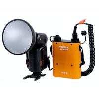 GODOX WITSTRO AD180キット オレンジ