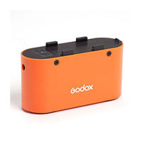GODOX PROTAC バッテリーパック用 交換用バッテリー BT4500オレンジ