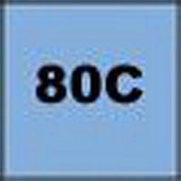 コッキン 角型全面カラーフィルター X022 ブルー80C