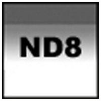 【送料無料】【メール便OK】コッキン 角型ハーフグラデーションフィルター X121 グレー2