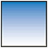 コッキン 角型ハーフグラデーションフィルター Z123F フルブルー2