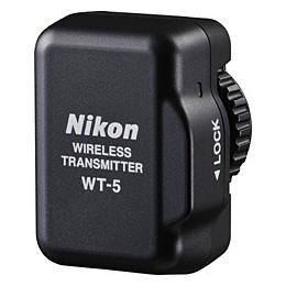 ニコン ワイヤレストランスミッター WT-5/Nikon  WT-5