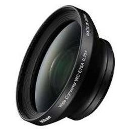 ニコン ワイドコンバーター WC-E75A/Nikon WC-E75A