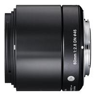【送料無料】シグマ ミラーレス一眼カメラ専用レンズ 60mm F2.8 DN ブラック [ソニー用] JAN末番0659