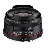 【送料無料】ペンタックス HD PENTAX-DA 15mmF4ED AL Limited [ブラック]