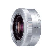 パナソニック LUMIX G VARIO 12-32mm/F3.5-5.6 ASPH./MEGA O.I.S. H-FS12032-S [シルバー]