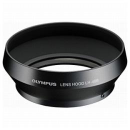 オリンパス 金属レンズフード(ブラック) LH-48B BLK /OLYMPUS LH-48B BLK