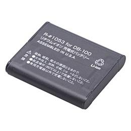 ケンコー デジタルカメラ用充電式バッテリー ENERG エネルグ R-#1053 リコーDB-100対応 /Kenko R-#1053