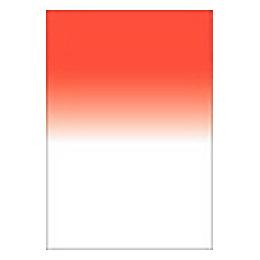 【メール便OK】LEE 100×150mm角 フォトグラフィック樹脂フィルター ハーフカラーグラデーション レッド /LEE レッド 389539