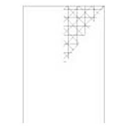 【メール便OK】LEE 100×150mm角 フォトグラフィック樹脂フィルター 部分クロス系 8PTスターセグメント /LEE 8PTスターセグメント 389317