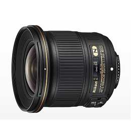 ニコン AF-S NIKKOR 20mm f/1.8G ED