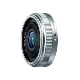 パナソニック LUMIX G 14mm/F2.5 II ASPH. H-H014A-S [シルバー]