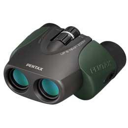 ペンタックス UP 8-16x21 ZOOM [グリーン] /双眼鏡 JAN末番8906