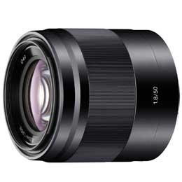 【送料無料】ソニー E 50mm F1.8 OSS SEL50F18 (B) [ブラック]