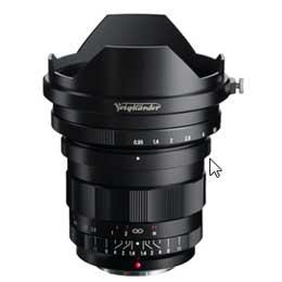 コシナ フォクトレンダーNOKTON 10.5mm F0.95