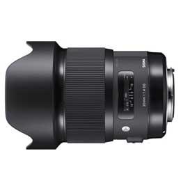シグマ20mm F1.4 DG HSM [ニコン用]