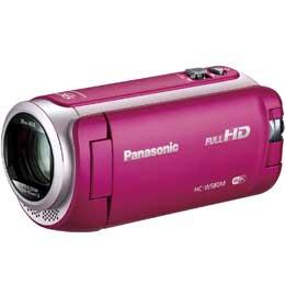 パナソニック HC-W580M-P [ピンク]  /ビデオカメラ