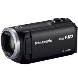 パナソニック HC-V480M-K [ブラック]  /ビデオカメラ