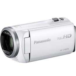 パナソニック HC-V480M-W [ホワイト]  /ビデオカメラ