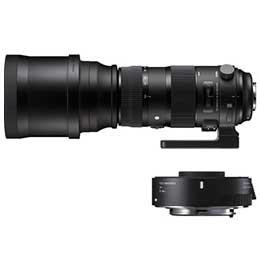 シグマ 150-600mm F5-6.3 DG OS HSM Sports テレコンバーターキット [キヤノン用]