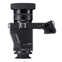 【送料無料】SIGMA dp2 Quattro LCDビューファインダーキット コンパクトデジカメ