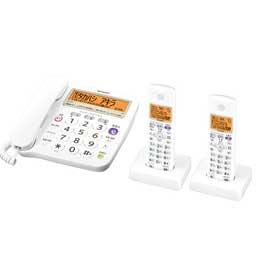 【送料無料】【即納】シャープ 電話機 JD-V37CW JAN末番4371