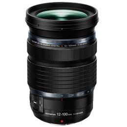 【送料無料】オリンパス M.ZUIKO DIGITAL ED 12-100mm F4.0 IS PRO