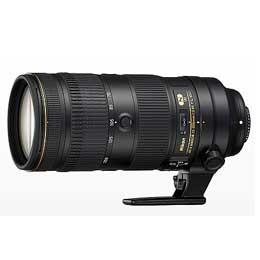 ニコンAF-S NIKKOR 70-200mm f/2.8E FL ED VR