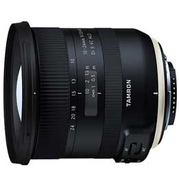 タムロン 10-24mm F/3.5-4.5 Di II VC HLD (Model B023)[ニコン用]