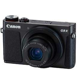 Canon PowerShot G9 X Mark II [ブラック]