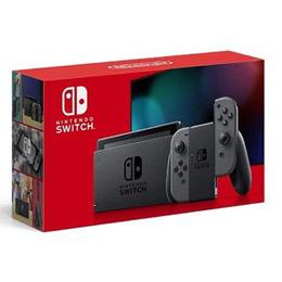 【送料無料】【即納】Nintendo Switch [グレー]