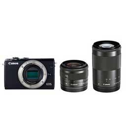 Canon EOS M100 ダブルズームキット [ブラック]