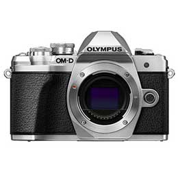 OLYMPUS OM-D E-M10 Mark III ボディ [シルバー] ※OM-D E-M5 Mark III・E-M10 Mark III キャンペーン 2020/09/30迄