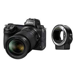 新作入荷 送料無料 即納 Nikon 24-70+FTZ Z7 有名な マウントアダプターキット