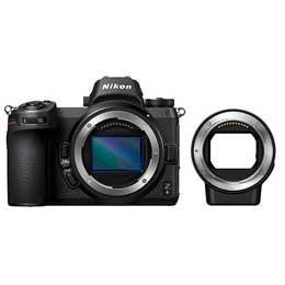 【送料無料】Nikon Z 6 FTZ マウントアダプターキット JAN末番1507※11月下旬発売予定