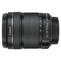 Canon EF-S18-135mm F3.5-5.6 IS STM