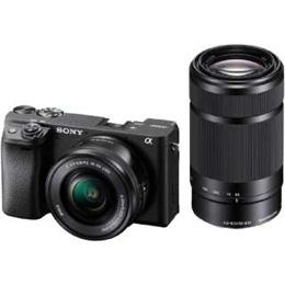 SONY α6400 ILCE-6400Y ダブルズームレンズキット [ブラック]ミラーレス一眼カメラ