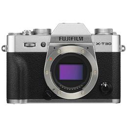 【送料無料】【即納】富士フイルム FUJIFILM X-T30 ボディ [シルバー](レンズ別売) Xシリーズ & XFレンズキャッシュバックキャンペーン 2020/01/13迄
