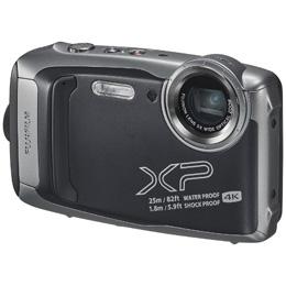 富士フイルム FinePix XP140 [ダークシルバー][防水+防塵+耐衝撃]