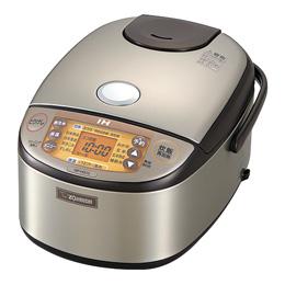 【送料無料】【即納】象印 NP-HG10-XA 炊飯器 極め炊き ステンレス [5.5合 /IH]