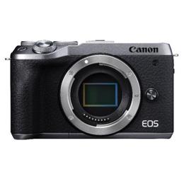 CANON EOS M6 Mark II ボディ [シルバー] ※撮ってもHAPPYキャンペーン 2020/10/06迄